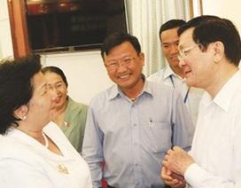 Doanh nghiệp gặp Chủ tịch nước: Những tiếng kêu của sự phát triển