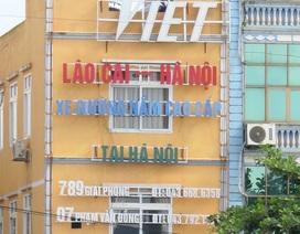 Hãng xe Sao Việt vẫn tiếp tục bán vé tuyến Hà Nội - Lào Cai?