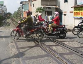 TPHCM kiến nghị làm đường sắt trên cao