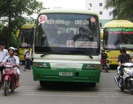 TPHCM: Buýt tăng chuyến phục vụ lễ quốc khánh