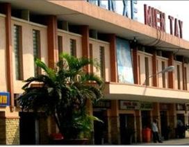 TPHCM: Đổi địa điểm xây dựng Bến xe Miền Tây mới