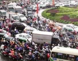 TPHCM: Hạn chế lưu thông qua vòng xoay Hàng Xanh