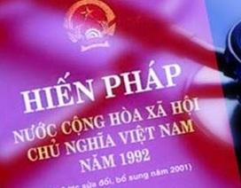 TPHCM lấy ý kiến nhân dân về Dự thảo sửa đổi Hiến pháp
