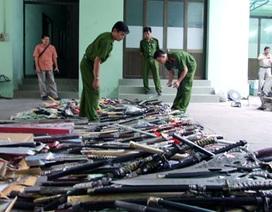 TPHCM: Tổng kiểm tra, vận động giao nộp vũ khí