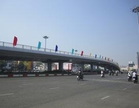 TPHCM: Khởi công xây dựng 3 cầu vượt trước ngày 30/4