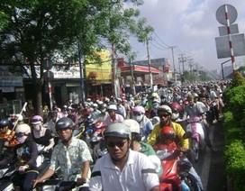 Khẩn trương xây dựng đề án thu phí bảo trì đường bộ