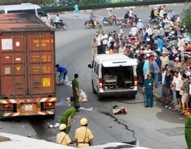 Xe mang biển thành phố gây tai nạn nhiều ở... các tỉnh