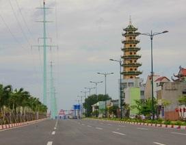 Thông xe đại lộ thuộc diện đẹp nhất TP HCM