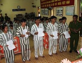 Công an Tây Ninh đề nghị đặc xá 36 phạm nhân