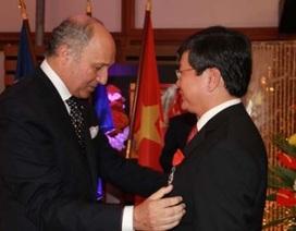 Pháp trao Bắc đẩu Bội tinh cho Tổng giám đốc Vietnam Airlines