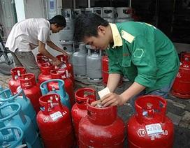Tháng 10: Giá gas giảm 8.000 đồng/bình