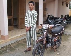 Bộ đội Biên phòng chặn bắt tên trộm đang tẩu thoát sang Campuchia