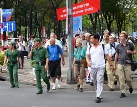 """TPHCM """"tuyên chiến"""" với nạn cướp giật, chặt chém du khách"""