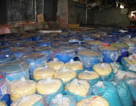 Vụ thu giữ gần 100 tấn măng: Chủ cơ sở gửi đơn kêu cứu