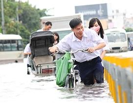 TPHCM hối hả lo chuyện thoát nước trước siêu bão