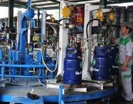 Giá gas giảm 43.000 đồng/bình 12kg