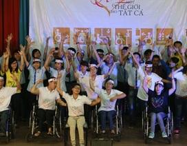 TPHCM: Đoàn tiên phong hỗ trợ sinh viên khuyết tật học hòa nhập