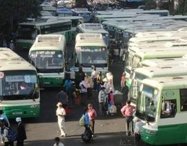 TPHCM: Gỡ bài toán bến bãi cho xe buýt