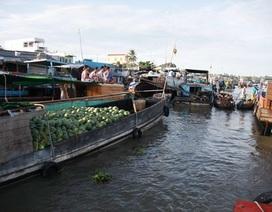 Hợp tác để quản lý tài nguyên nước trên dòng Mê Công