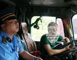 TPHCM xét nghiệm ma túy đột xuất đối với lái xe