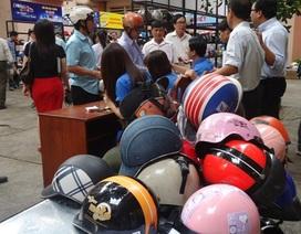 Đội mũ bảo hiểm như thế nào để không bị xử phạt?