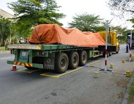 TPHCM tăng cường kiểm tra tải trọng xe