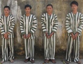 1 tháng trộm 6 xe máy đem sang Campuchia bán