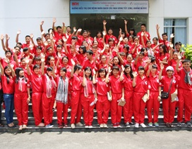 Đi xuyên Việt tìm 10.000 người sẵn sàng hiến máu