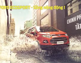 EcoSport - Urban SUV: Lựa chọn dành cho giới trẻ năng động