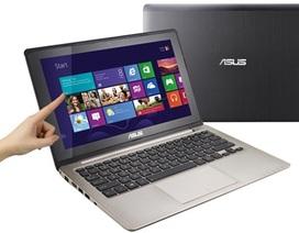 Điểm lại những thế hệ laptop cảm ứng từ Asus