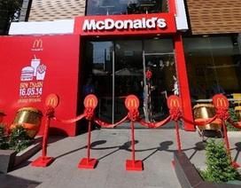McDonald's tưng bừng khai trương nhà hàng thứ 4 tại Gò Vấp (TPHCM)