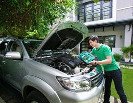 Các bước kiểm tra xe ô tô