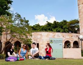Học tại Đại học Queensland - làm việc trên toàn cầu