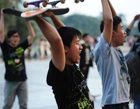 Sống hết mình như Skaters Hà Nội