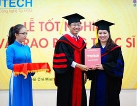 HUTECH tuyển sinh đào tạo trình độ Thạc sỹ - Đợt 1 năm 2015