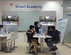 """Samsung tiên phong mở """"Học viện thông minh"""" nâng cao trải nghiệm người dùng"""