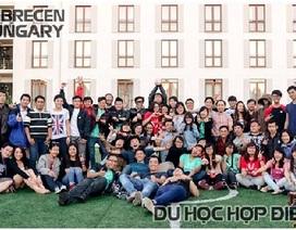 29/3: Hợp Điểm báo cáo học bổng và tuyển sinh ĐH Y Khoa Debrecen, Hungary
