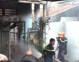 Hỏa hoạn thiêu rụi căn nhà, hai cháu nhỏ may mắn thoát nạn