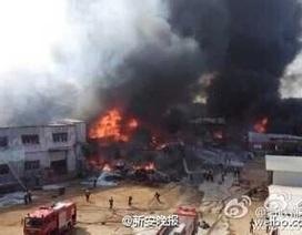 Trung Quốc: Nổ lớn tại nhà máy chế tạo vũ khí quốc phòng, 1 người chết