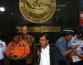 Phó tổng thống Indonesia: Máy bay rơi có thể do thời tiết xấu