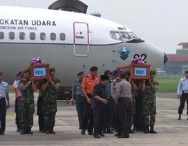 Các thi thể nạn nhân QZ8501 được trục vớt đều không mặc áo phao