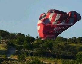 Rơi khinh khí cầu tại Thổ Nhĩ Kỳ, 1 người thiệt mạng