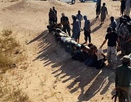 Syria phát hiện mộ tập thể của 230 nạn nhân bị nhóm IS sát hại