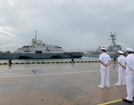 Mỹ điều tàu chiến thứ 2 tham gia trục vớt phi cơ QZ8501