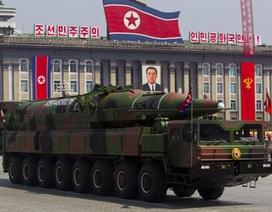 Triều Tiên sẽ có gần 80 đầu đạn hạt nhân vào năm 2020