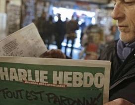 Tổng thống Pháp: Charlie Hebdo đã tái sinh