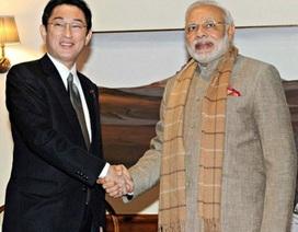 Nhật thúc đẩy hợp tác an ninh hàng hải với Ấn Độ