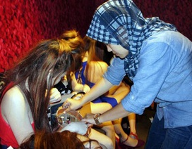 Cảnh sát Malaysia giải cứu 136 phụ nữ Việt khỏi tụ điểm mại dâm