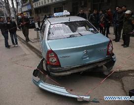 Tấn công bằng dao tại Trung Quốc, 1 người chết