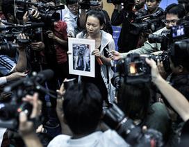 """Malaysia tuyên bố MH370 là """"tai nạn"""", mở đường cho việc bồi thường"""